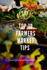 Top 10 Farmers Market Tips