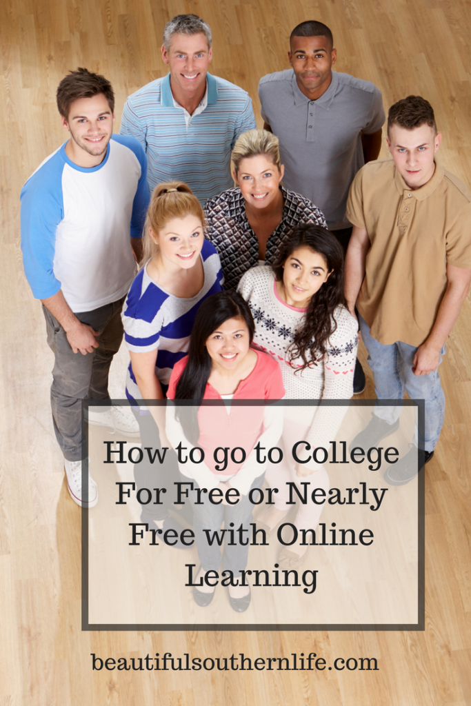 How to go to college for free or nearly free with online learning. You can earn certifications in lots of fields from most of the top colleges and universities a lot less than you pay for 1 year of college and take the same classes.