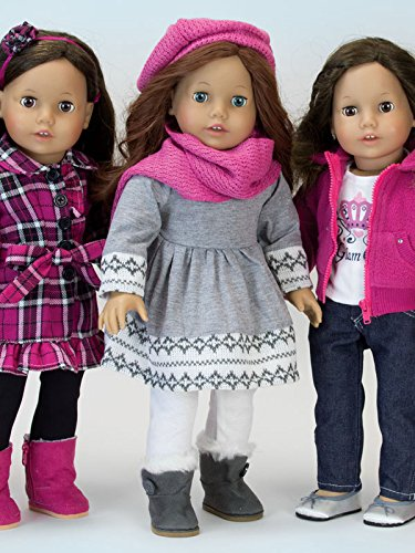 Winter American Girl Doll Clothes