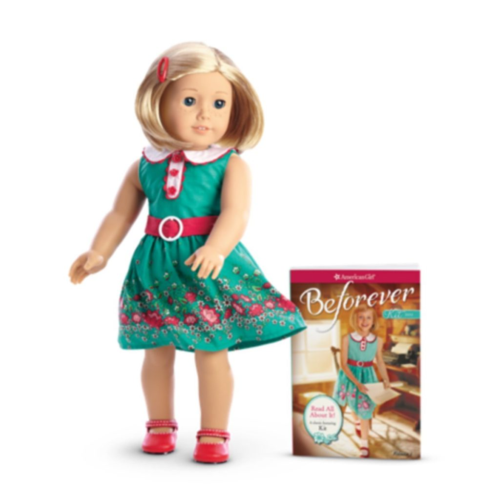 American Girl Doll Kit.