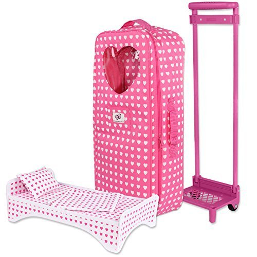 "18"" Doll travel accessories set"