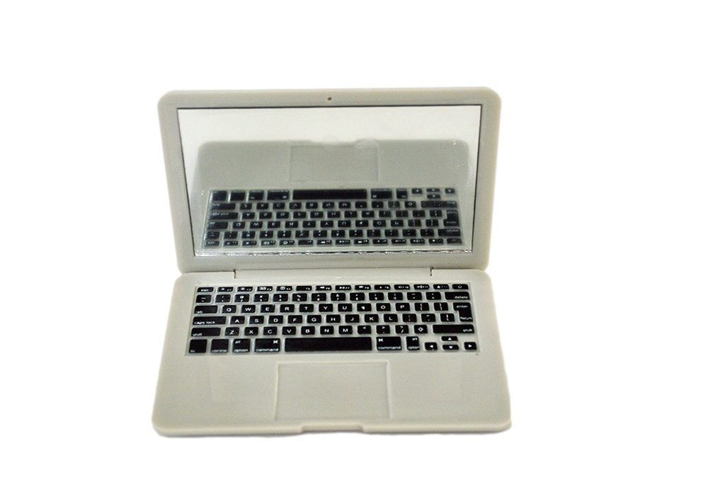 Grey American Girl Laptop