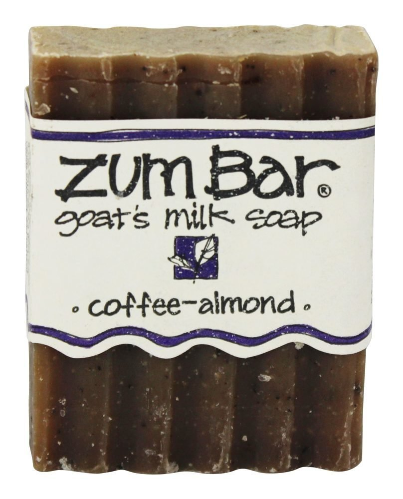 Zum Bar Coffee- Almond Goat Milk SOap